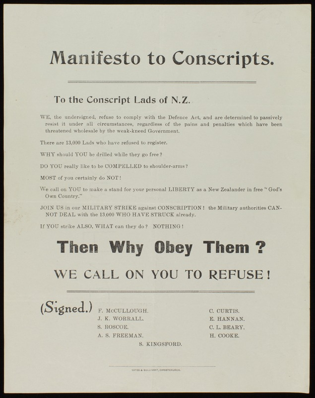 A357! Folder 230 Manifesto to Conscripts.jpg
