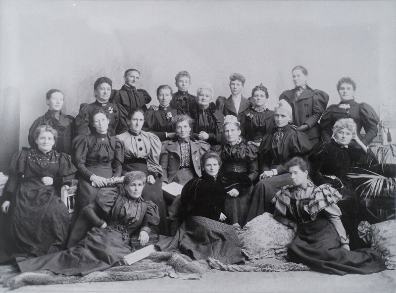 Meeting of the National Council of Women, Christchurch 1897