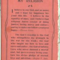 LAWE Socialist SS card My religion (Custom).jpg